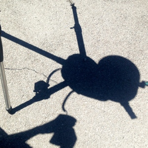 Scope shadow