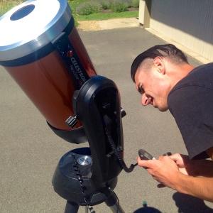 Solar scope Grant